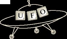 scrabble ufo