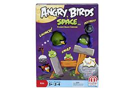 Angry Birds ve vesmíru