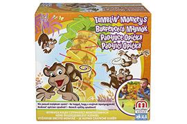 Padající opičky