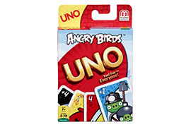 UNO Angry Birds