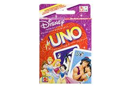 UNO Disney princezny